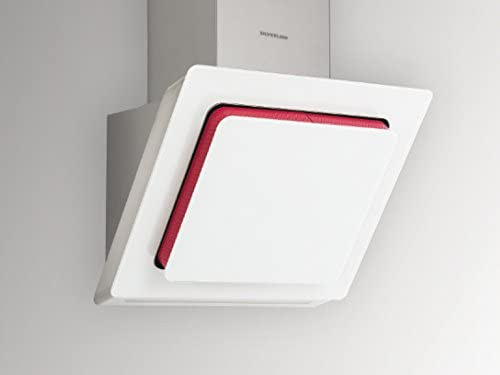 Silverline Pop De Out Premium PPW 693 W/pared Campana/acero inoxidable/cristal/blanco/60 cm/Borde aspiración/A +: Amazon.es: Grandes electrodomésticos
