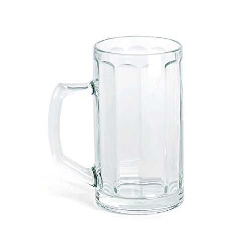 Excelsa Beer Tankard, Glass, Transparent 30 cl transparent 48363