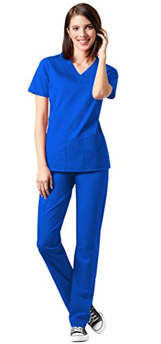 WonderWink Womens Wonderwork V neck Scrub product image
