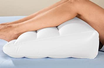Amazon Com New Inflatable Bed Wedge Air Head Leg Foot Elevation