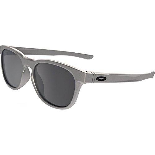 Oakley Mens Stringer Sunglasses, Lead/Black Iridium, One Size
