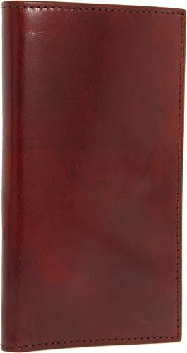 Bosca Old Leather Coat Pocket Wallet (Cognac)