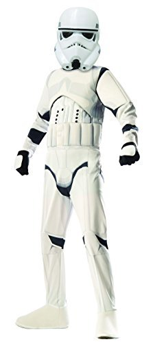 Deluxe Storm Trooper Muscle Chest Costume with Mask and Gloves (Medium) ...