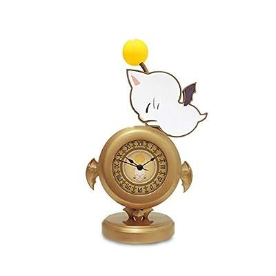 Taito Final Fantasy XIV Moogle Desk Clock, 6.3: Toys & Games