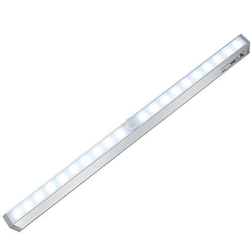 Kitchen Closet Under Cabinet Stick On 18 Led Motion Sensor: Cabinet Light, Motion Sensing Closet Under Cabinet LED