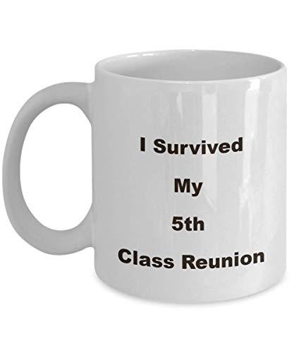 5th Class Reunion School Souvenir Mug Funny Novelty