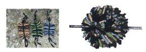 new-e-w-bateman-co-cam-puffs-treebark-bow-string-silencers-high-quality-practical