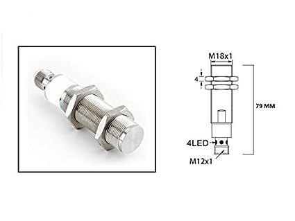 RADWELL VERIFIED SUBSUTE IGC248-SUB Proximity Sensor - 1 ... on