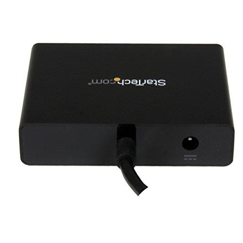 StarTech.com DisplayPort to DisplayPort Multi Monitor Splitter - 3-Port MST Hub - DP 1.2 to 3x DP MST Hub by StarTech (Image #1)