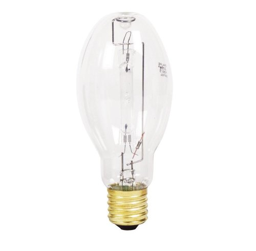 Philips 140798 High Intensity Discharge Mercury Vapor 175-Watt ED28 Mogul Base Light bulb (Hid Mercury Bulb)