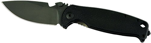 DPx Gear Hest Folder Triple Black Knife Review