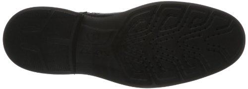 Scarpe Dublin Stringate B Nero Black Uomo C9999 Basse U Geox Brogue qBf5wtf