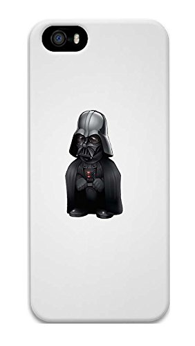 iPhone 5 Case, iPhone 5S Case Unique Custom Design Darth Vader Hard Slim 3D Protective Cover for iPhone 5/5S