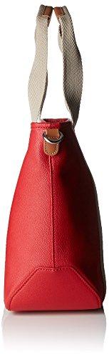 Bogner Long Island Laury Shopper Borsa tote 30 cm Red_red, Rot
