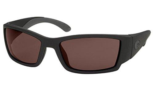 Costa Del Mar Corbina Polarized Sunglasses Blackout Copper
