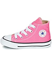 Chuck Taylor All Star High Top Infant Shoes Pink 7j234