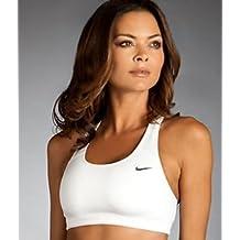 Nike Sports Bra Dri-Fit High Support Orange Womens X-Small 419413-843