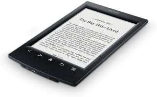 Sony PRST2HBC eBook reader 6 Black, 1870659 (Black): Amazon.es ...