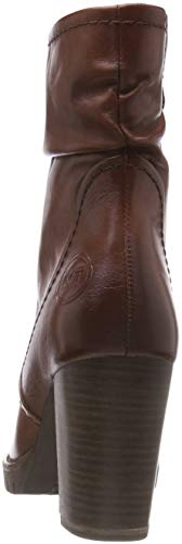 premio 25436 Women's TOZZI Antic 340 Ankle Muscat Boots MARCO 21 Brown Txawgd5tqt