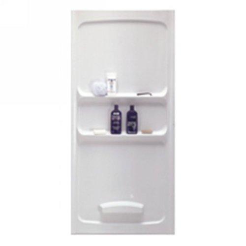 American Standard 3600Y1.SW-B Acrylux Shower Wall Set, 36-Inch , White