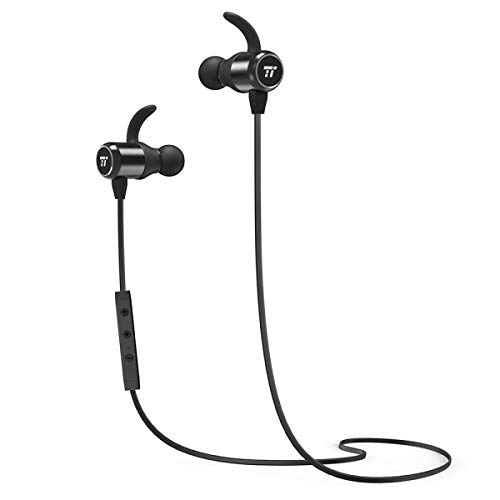 TaoTronics Bluetooth Headphones Wireless Earbuds Bluetooth 4