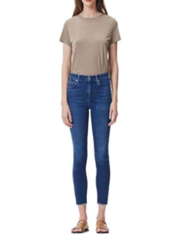 Rise Citizens Of Humanity High (Citizens of Humanity Rocket High-Rise Sculpt Cropped Skinny in Frequency 27 NWT)