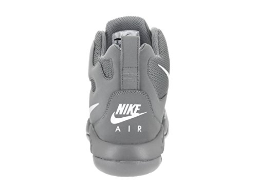 11 Nike Grey Shoe Conversion Men Cool US Basketball White Air Men's gxBrRwqg8