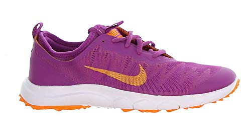 Nike Golf- Ladies FI Bermuda Shoes Purple/Orange
