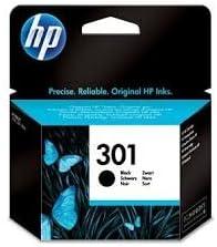 HP 301 - Cartucho de Tinta Original HP 301 Negro para HP DeskJet ...
