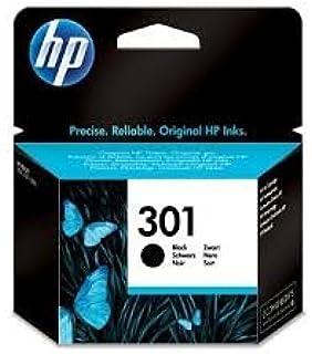 HP 301 Cartuchos de tinta originales, negro y tricolor, paquete de ...