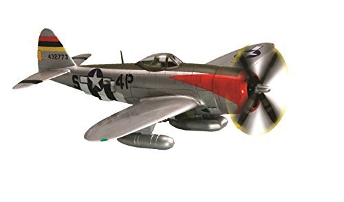 Fighter Thunderbolt P-47d (Squadron Products 1/72 P-47D Thunderbolt Pre-Painted Quick Kit)