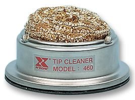 (Xytronic Tip Cleaner with Non Corrosive Brass Wire Sponge, No water needed)