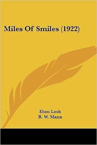 Miles of Smiles (1922)