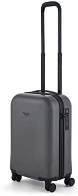 Genuine MINI Wing Logo Spinner Hard Shell Cabin Trolley Suitcase 78L 80222445679