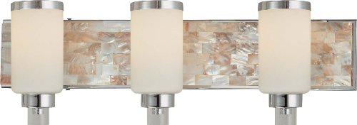 Minka Lavery 3243-77, Cashelmara, 3 Light Bath Fixture, Chrome by Minka Lavery