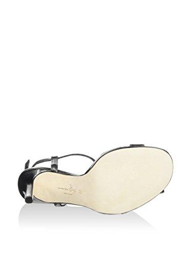 Blu Tosca De Tacón Eu Shoes Sandalias Antracita 38 dqqw8aOrz