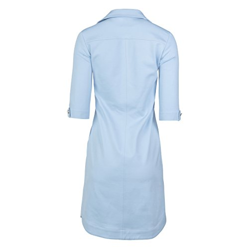 Baumwolle Sommerkleid Cool Kleid byMi Europa in Elegantes amp; Hamburg aus Charly Hellblau Nachhaltig produziert Modisch Elegant 1qqvEAw5