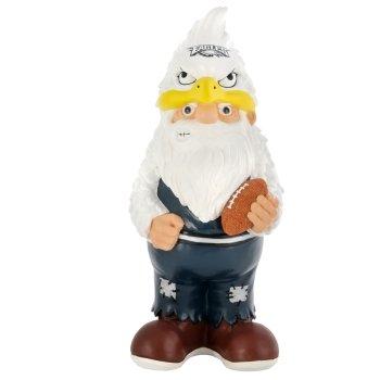 Philadelphia Eagles Official NFL 11 inch Garden Gnome by Forever Collectibles by Forever Collectibles