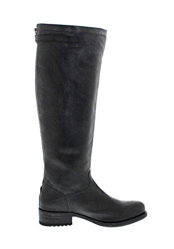 Sendra Boots 11723 Tang / Stivali Moda Donna Marrone / Stivali Da Donna Vibrante Negro