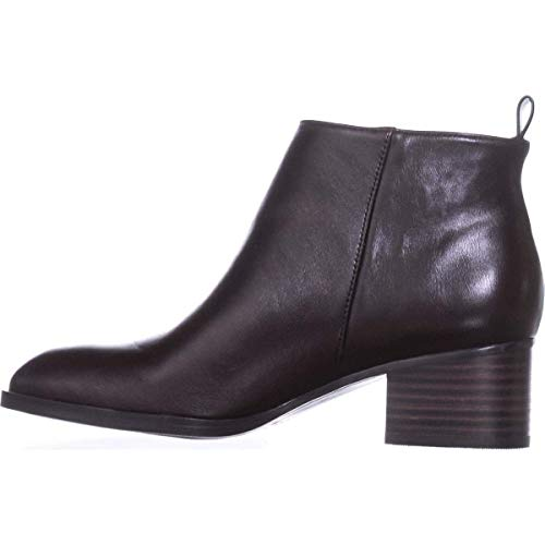 Tommy Hilfiger Womens Reiz Closed Toe Ankle Fashion Boots, Brown, Size 6.0