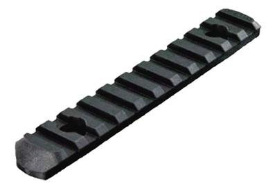 Magpul MOE Polymer Rail Section, 11 Slots - Black (4 Pack) by Magpul