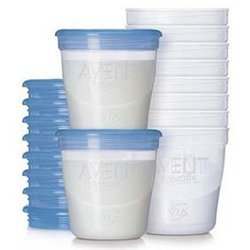 Avent Via Breast Milk Storage Kit 1 Kit from Philips