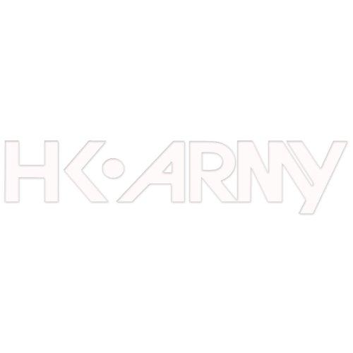 HK Army Giant Car Sticker - HKArmy - White