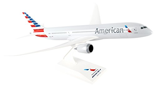 American Airlines Skymarks (Daron Worldwide Trading Skymarks American 787-9 1/200 Airplane Model)
