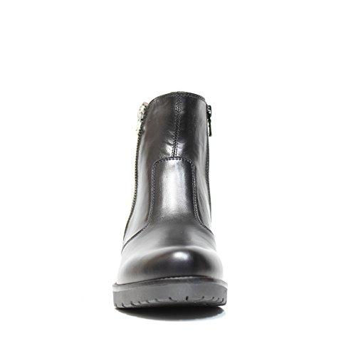 NERO GIARDINI Art. A513941D- 100 zócalo de arranque A5 D 13941 de cuero negro