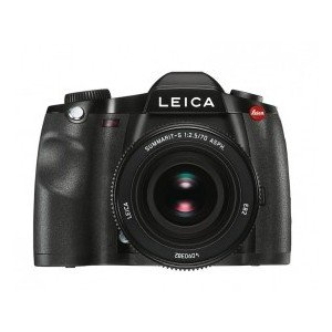 Leica S Medium Format DSLR Camera Body Only 10803 by Leica
