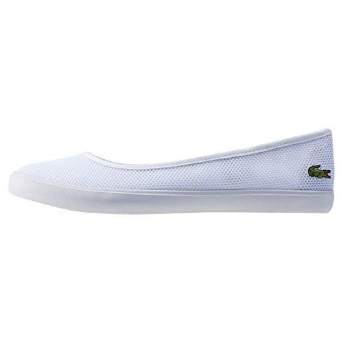 Lacoste Mujer Blanco Marthe 117 1 CAW Zapatos Blanco