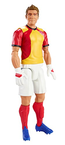 Mattel FC Elite Iker Casillas Soccer Action Figure