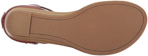 Clay Wedge Blowfish WoMen Sandal Becha Dyecut Brown OqEqXa