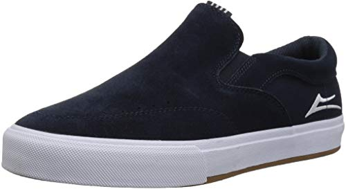 Lakai Mens Owen VLK Midnight Suede